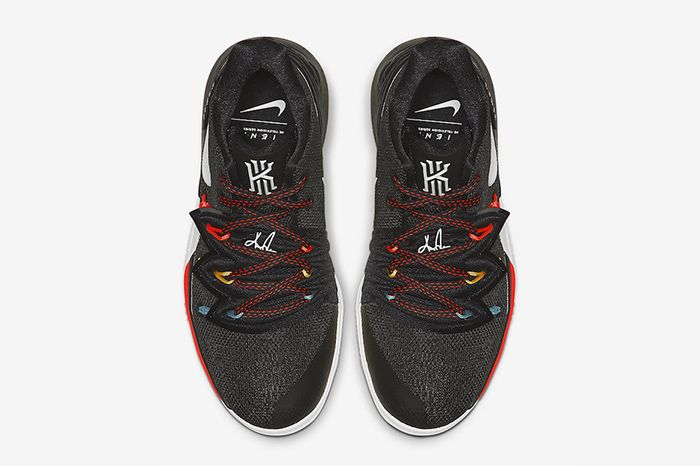 Nike Kyrie 5 Friends Aq2456 006 Release Date Top Down