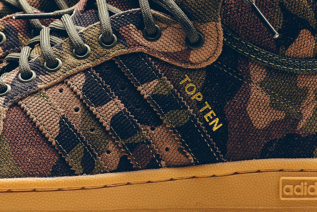 Adidas Top Ten Hi Camo 2