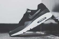 Nike Air Max 1 Ultra Moire Black Dark Grey Thumb