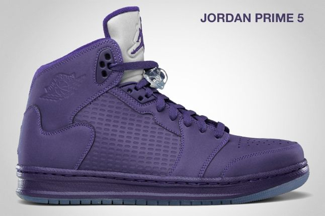 Jordan Prime 5 Grape 1