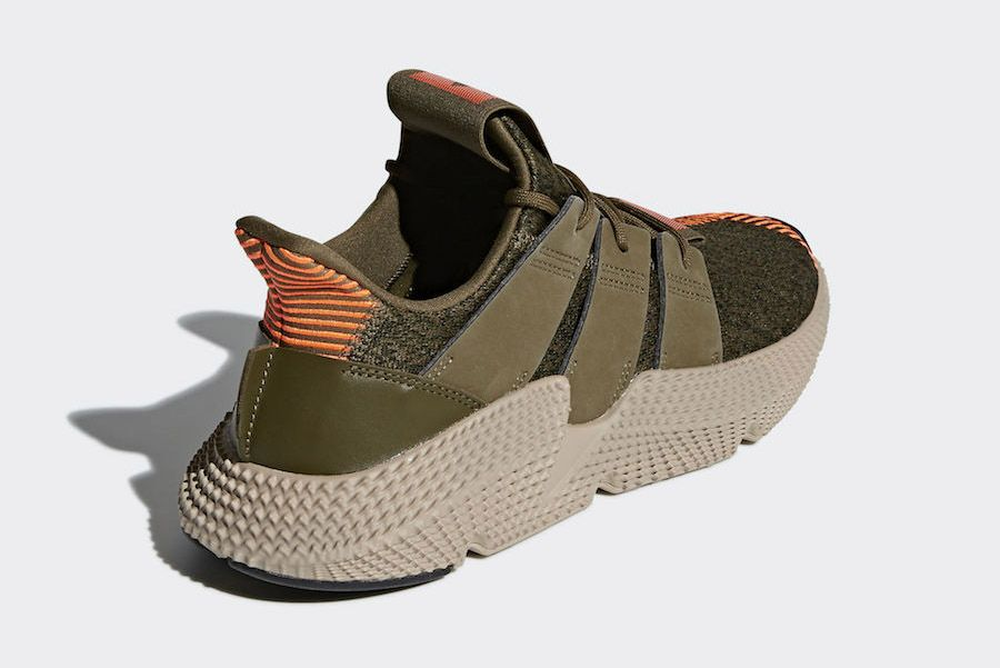 Adidas Prophere Trace Olive Cq2127 Heel