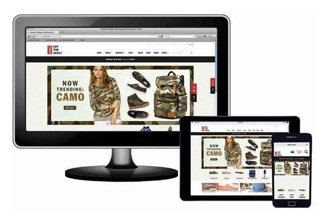 Vans Website Relaunch 1