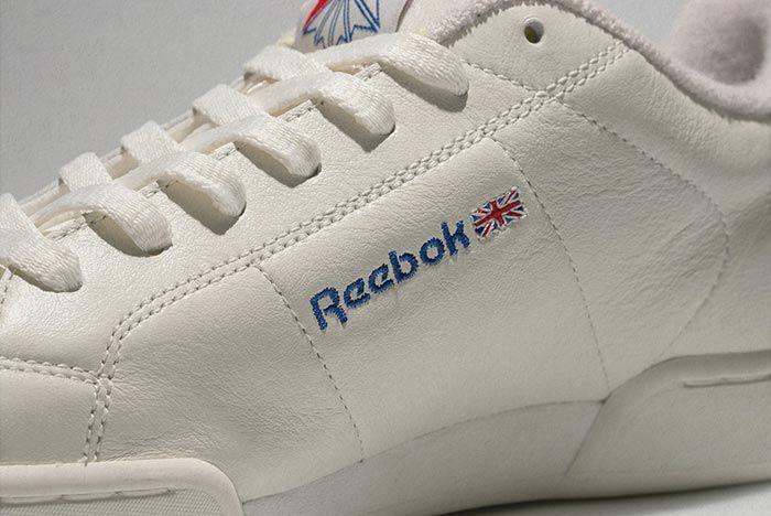 Size Reebok Npc Ii Breand Detail