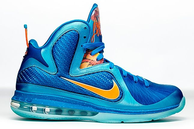 Nike Lebron 9 China 5 1