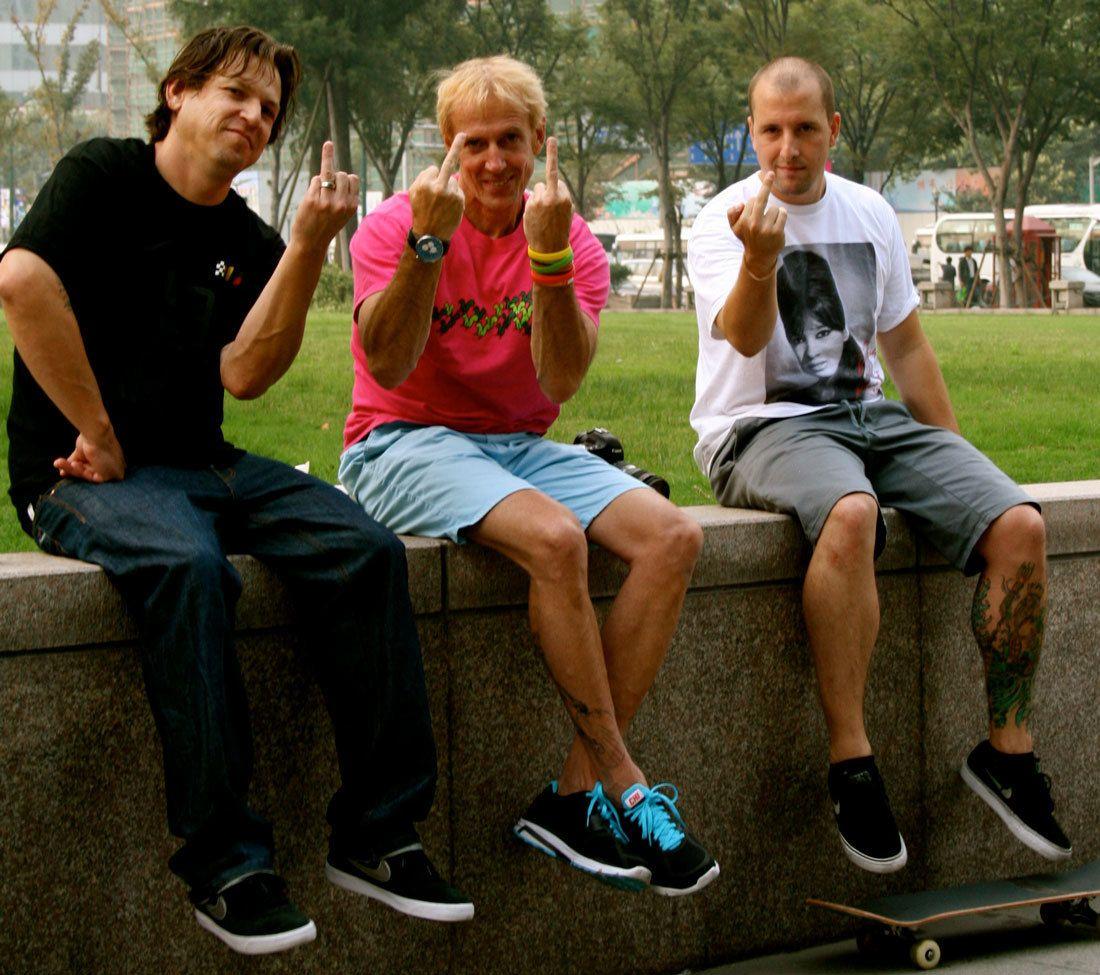Sandy Bodecker Nike Sb 4