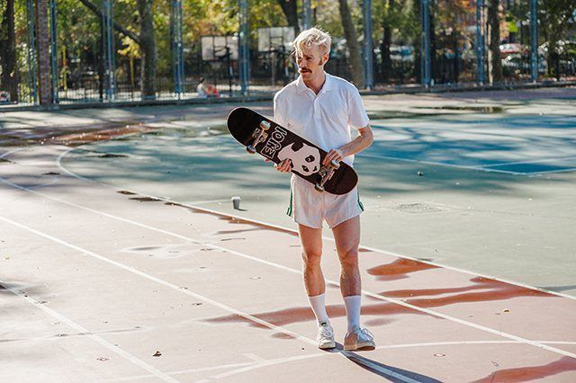 Adidas Skateboarding Reveals Stan Smith Secret Skate Life 6