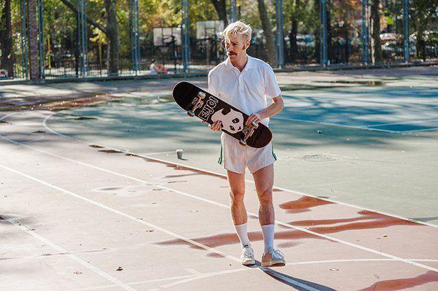 Adidas Skateboarding Reveals Stan Smith Secret Skate Life 6