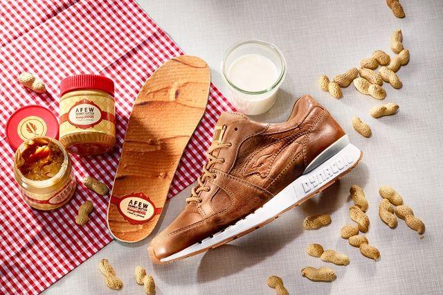 Afew X Kanga Roos Coil R1 Peanut Butter 4