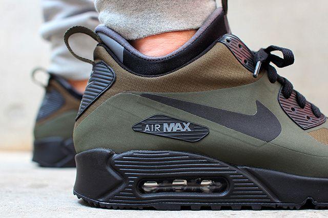 Nike Air Max 90 Mid Wntr Dark Loden 2
