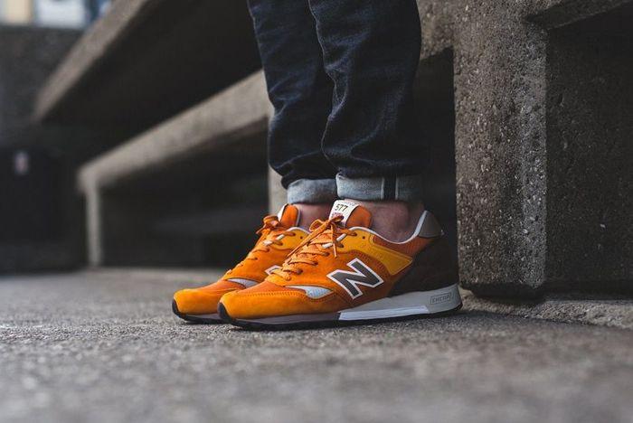 New Balance 577 Orange 2
