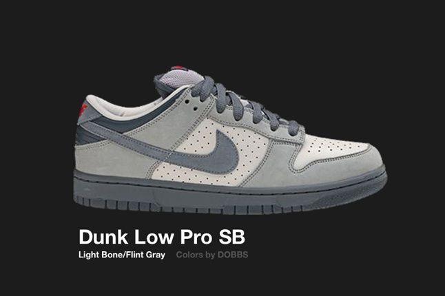 Nike Dunk Sb Low Dobbs 2005 1