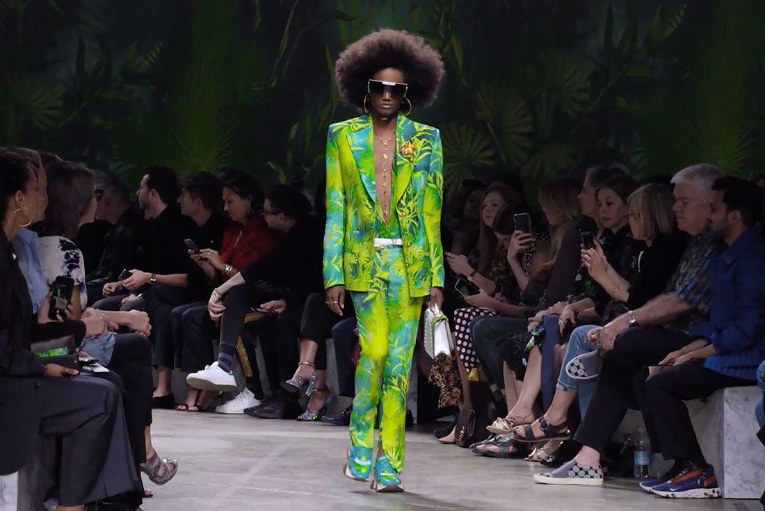 Milan Fashion Versace