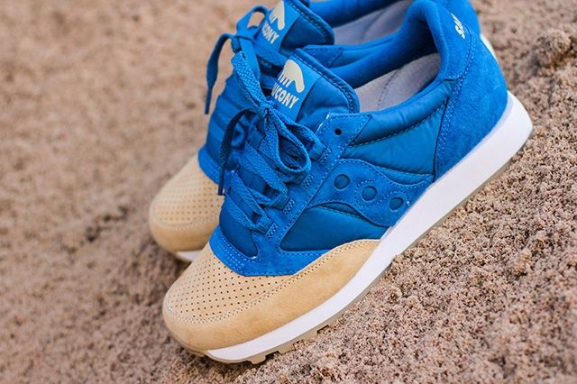 Anteater Saucony Jazz Original Sea And Sand Bump 3