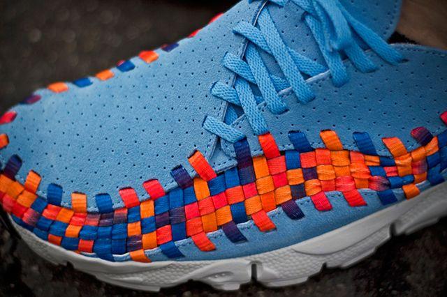 Nike Footscape Woven Chukka Motion University Blue 1