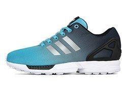 Adidas Originals Zx Flux Fade Light Aqua Black Thumb