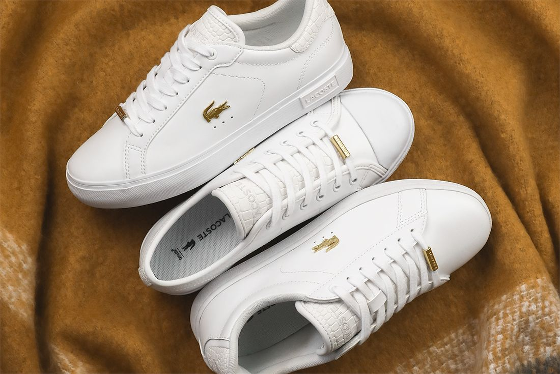 Lacoste Womens JD Exclusive Collection