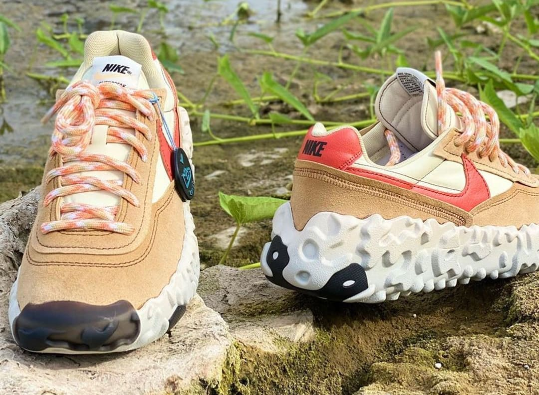 Nike OverBreak Heel