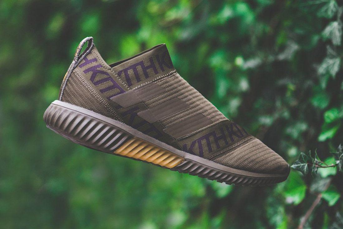 Kith Adidas Nemeziz Brown 4