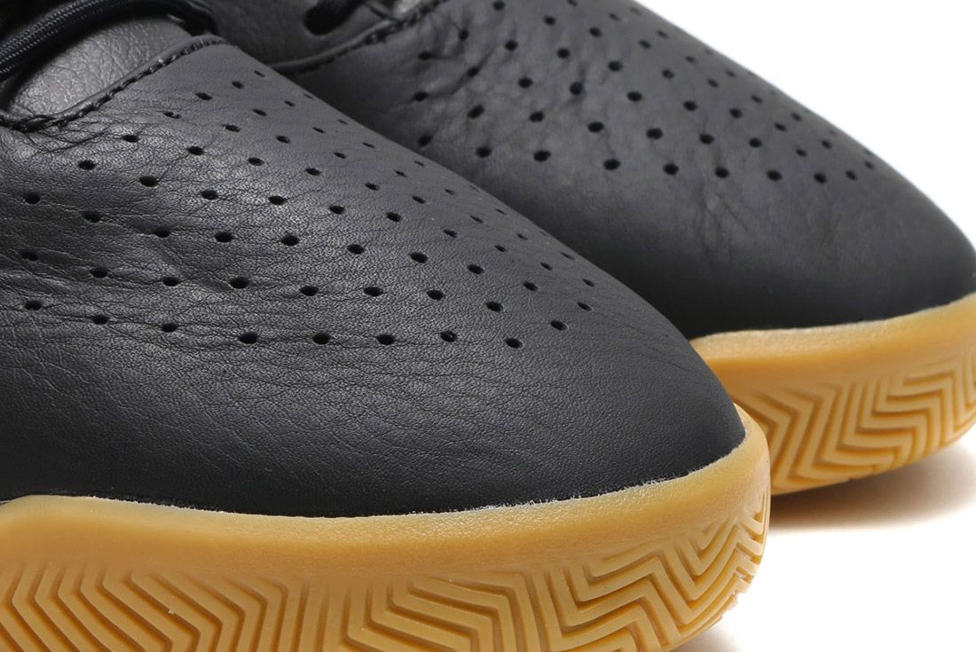 Adidas Tubular Instinct Black Leather 5