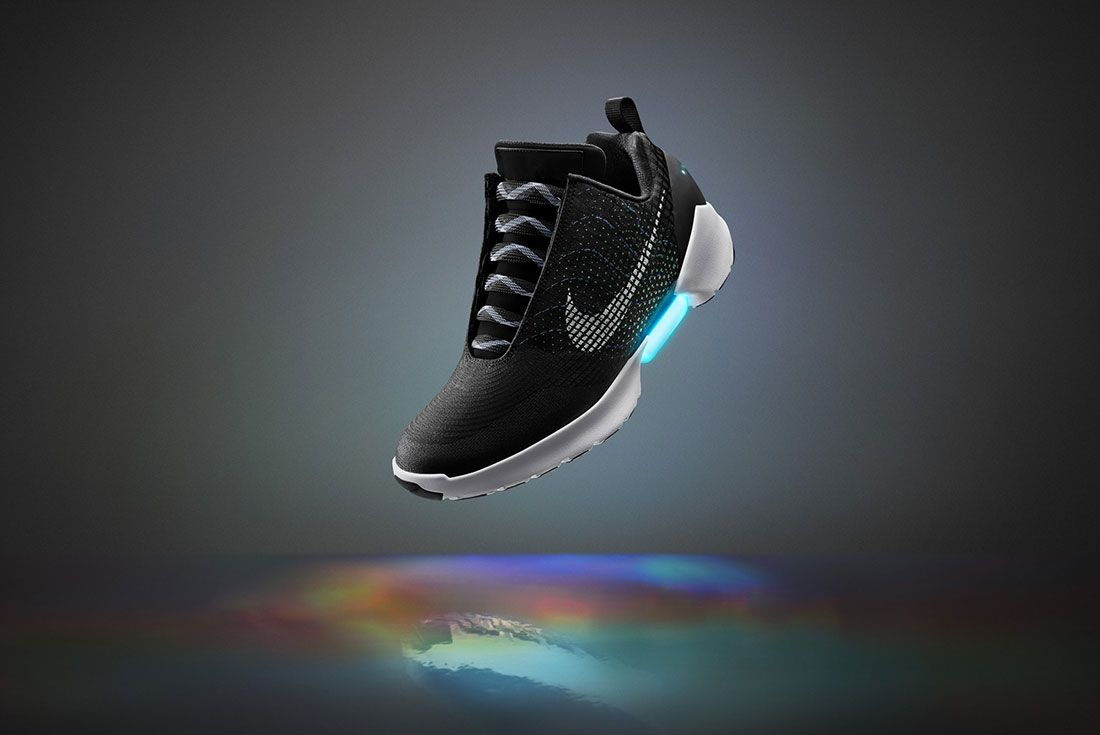 Sneaker Freaker Best Of 2010 2019 Nike Hyper Adapt 1 Lateral