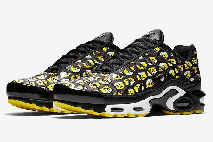 Nike Air Max Plus Tn Logos 5