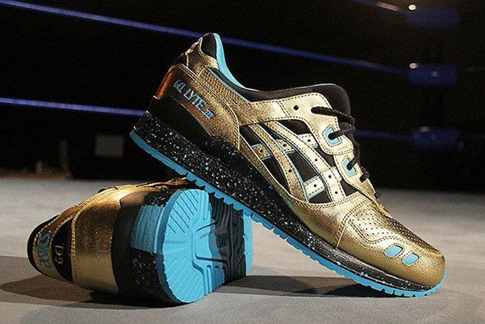 Wale Villa Asics Gel Lyte Iii Gold Ic Champion 2