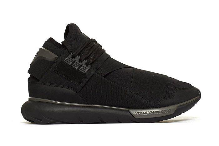 Adidas Y 3 Yohji Yamamoto Qasa High
