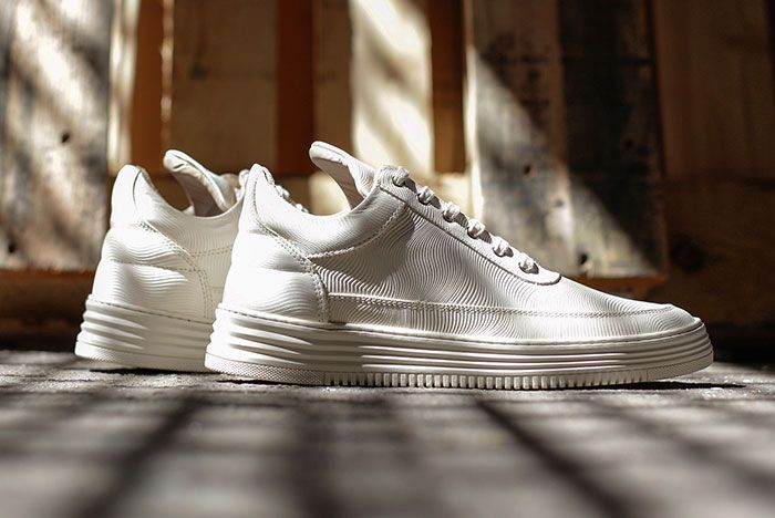 Filling Pieces Low Top 7