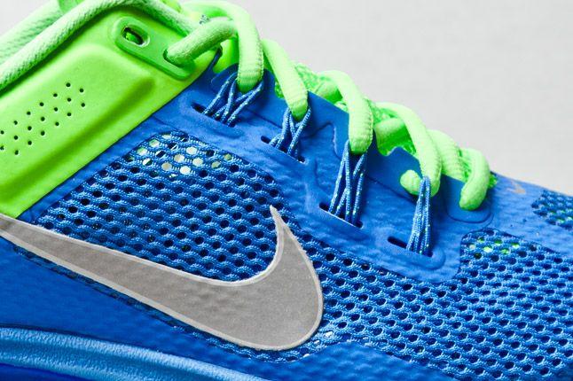 Nike Air Max Plus 2013 Blue Lime 1 Det 1