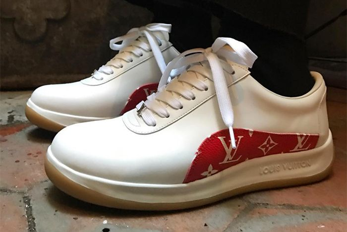 A Supreme X Louis Vuitton Footwear Colab Is Coming1