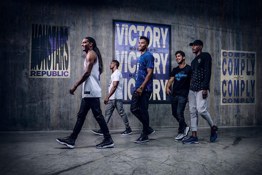 Jordan Brand Unveils Massive Space Jam Collection6