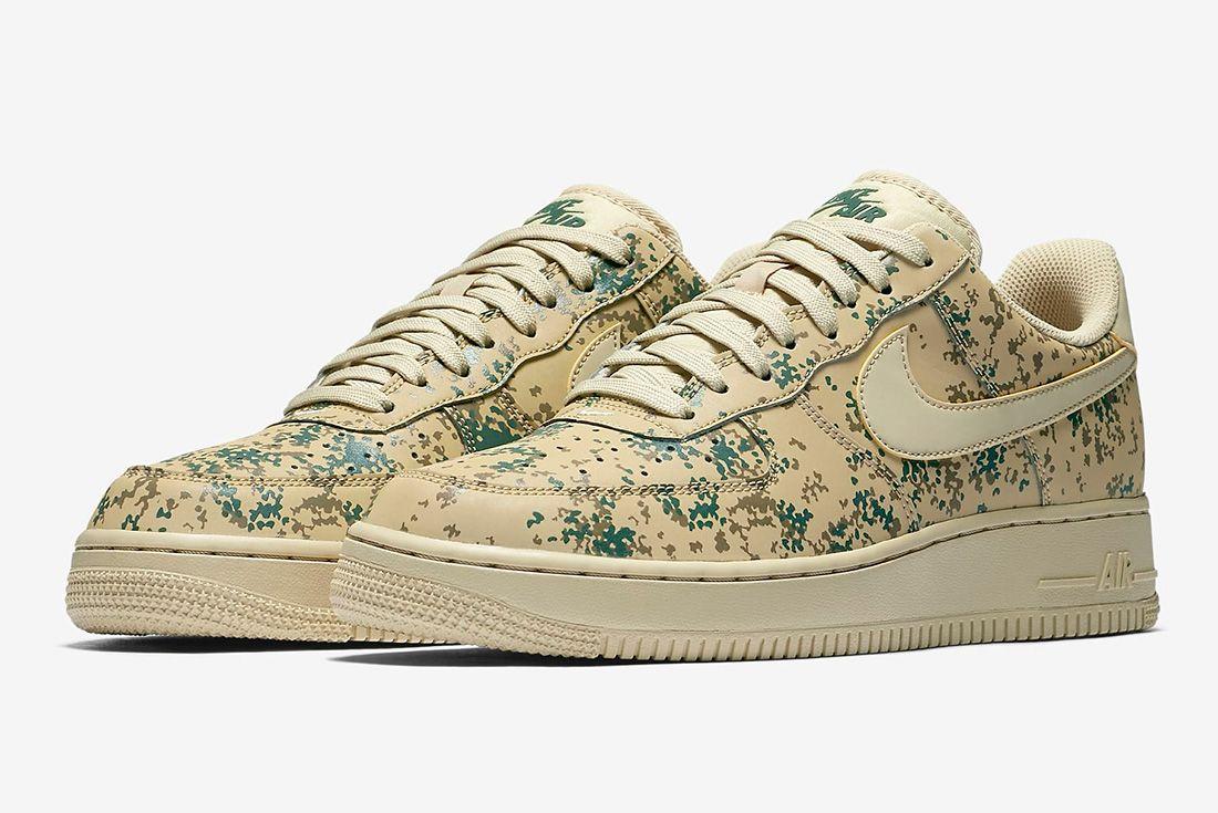 Nike Air Force 1 Country Camo Sneaker Freaker 6