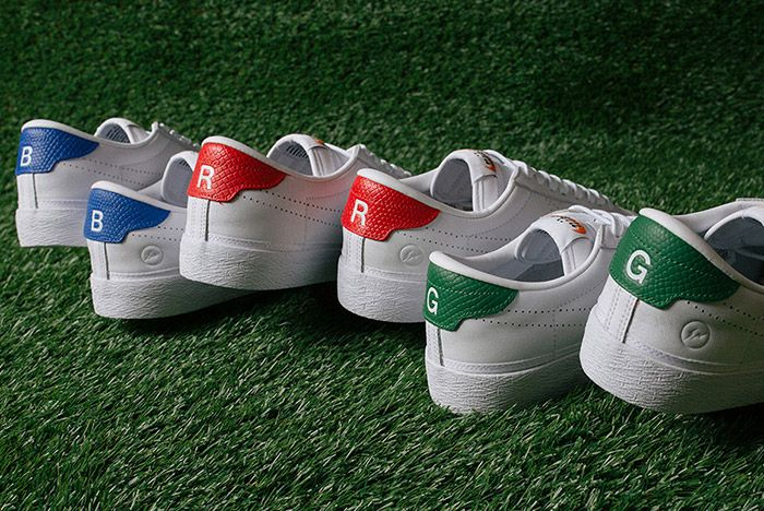 Fragment Design Nike Zoom Tennis Classic Rgb Pack 2