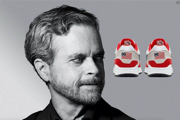 Marc Parker Betsy Ross Nike Air Max 1