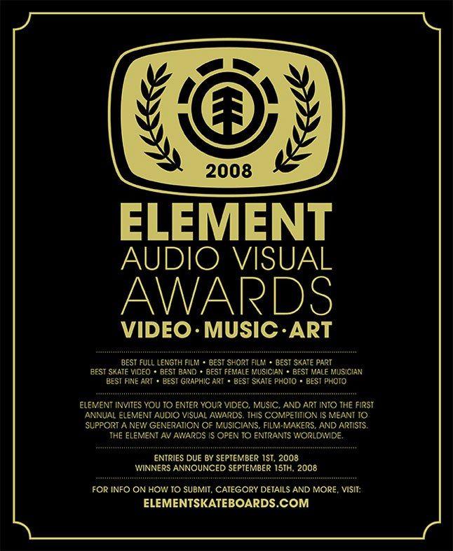 Element Av Awards 1