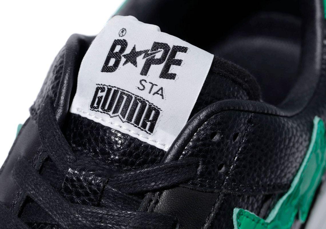 Gunna BAPE STA