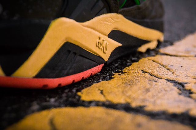 Packer Shoes X Asics Gel Kayano Trainer All Roads Lead To Teaneck 10