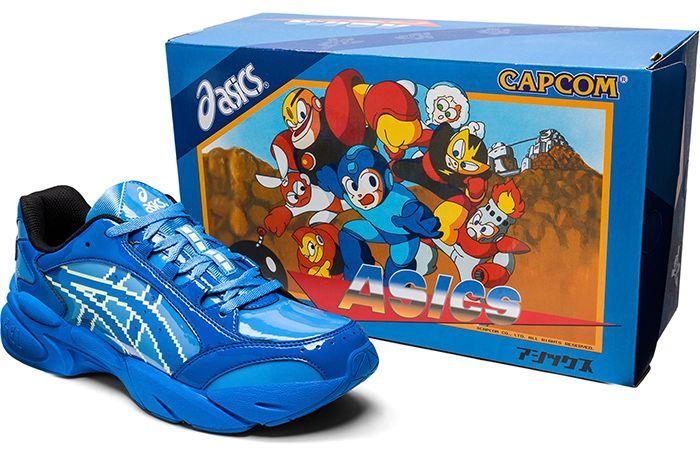 Asics Gel Bnd Rockman Shoebox