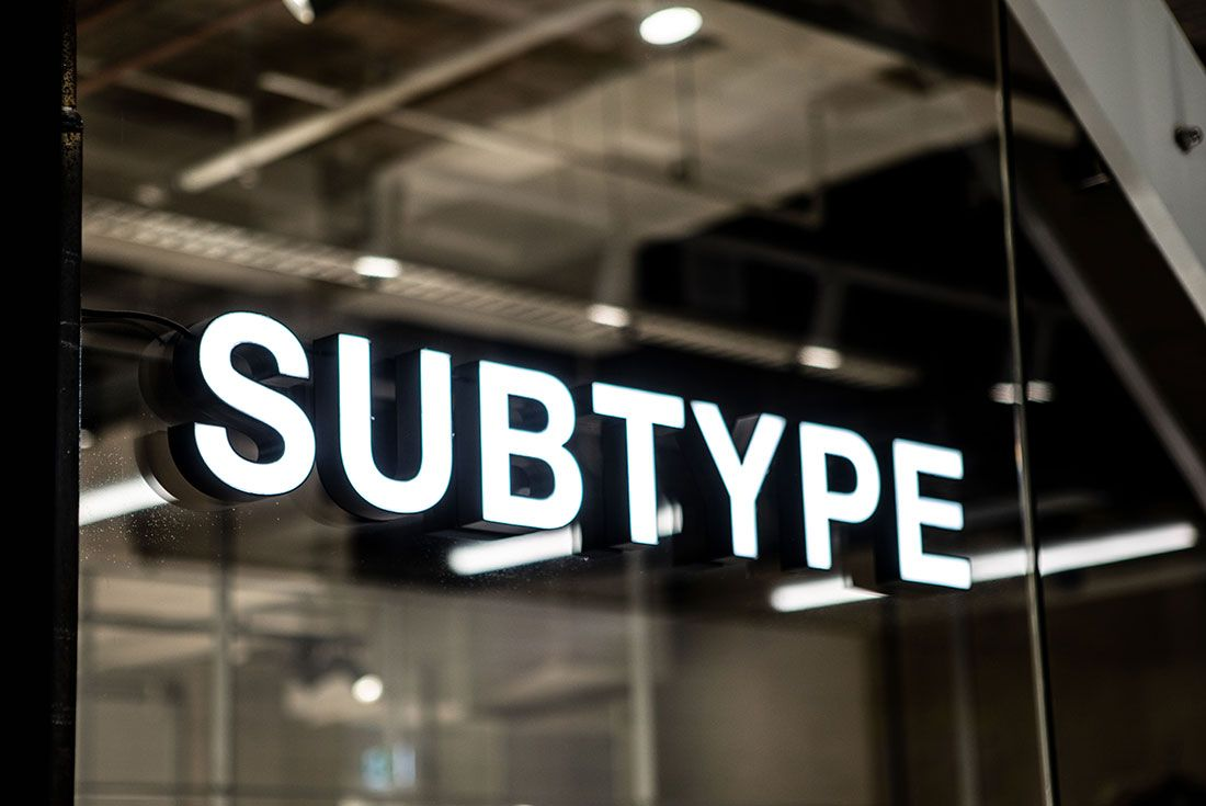 Subtype Opening Melbourne 54