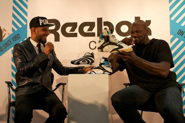 Reebok Shaq Swizz And Shaq 1