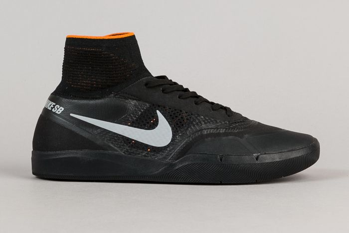 Nike Sb Koston 3 Hyperfeel Xt Black Clay Orange2