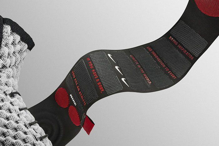 Nike Zoom Unvrs Strap Detail