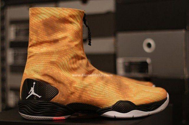 Jordan Xx8 Yellow Camo Pair Profile 1 640X4261