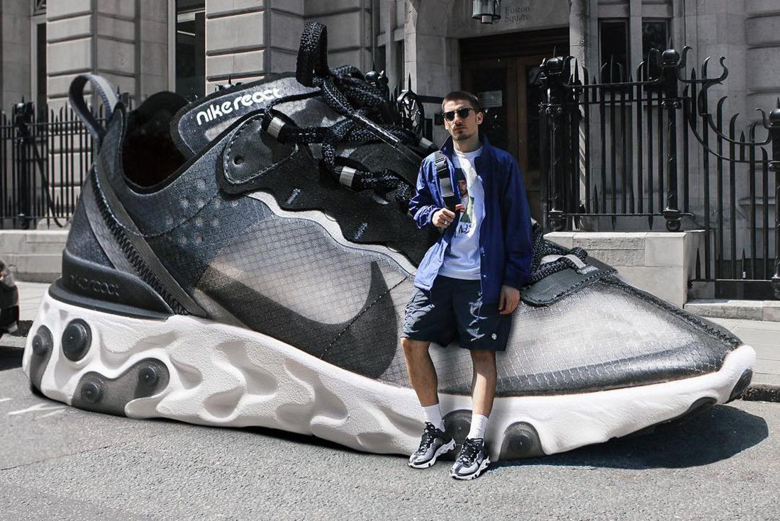 Nike React Element 87 How To Sneaker Freaker
