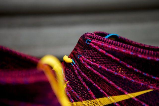 Nike Lunar Flyknit Chukka Grand Purple 7