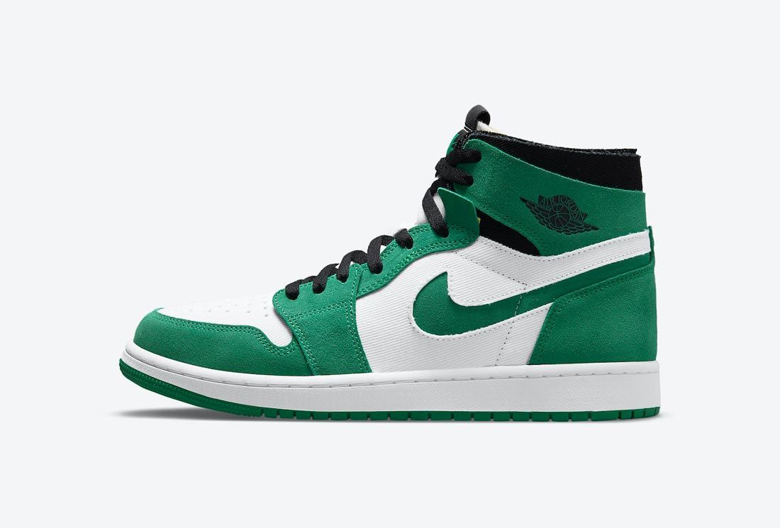 Air Jordan 1 Zoom Comfort 'Stadium Green'
