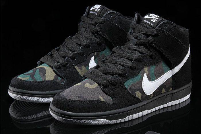Nike Sb Dunk High Bq6826 001 2