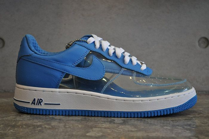 Nike Air Force 1 Invisible Woman