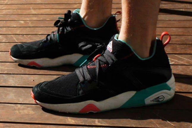 Puma Sneaker Freaker Blaze Of Glory Shark 1