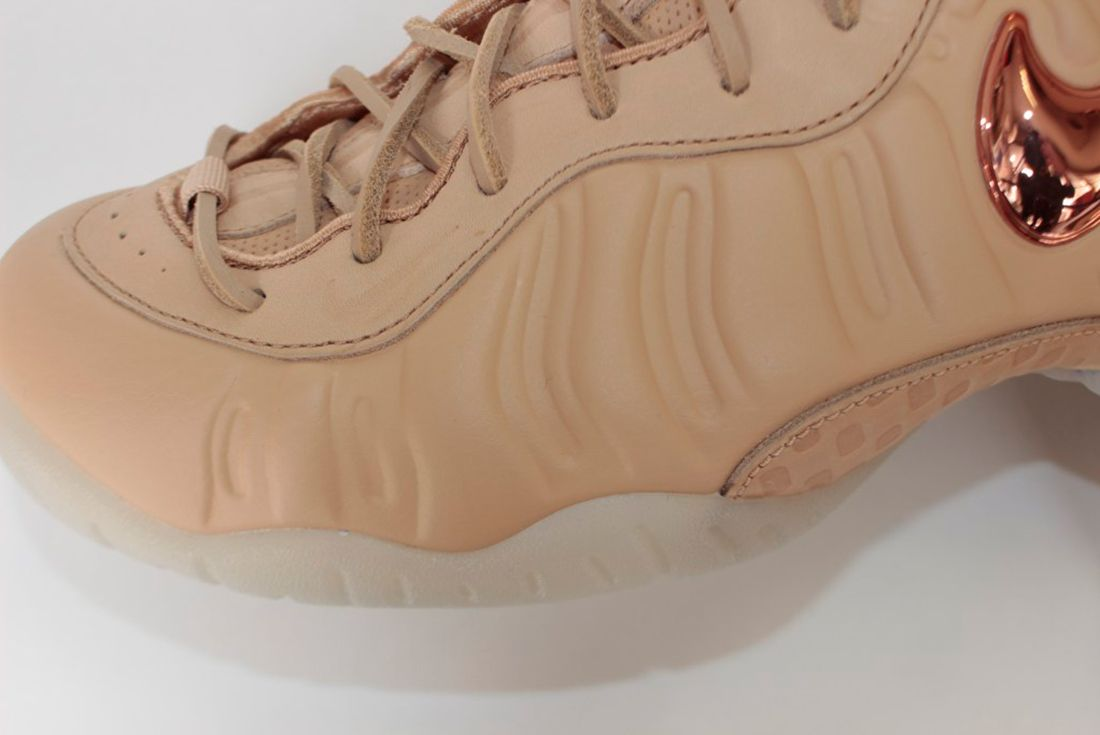 Nike Air Foamposite Vachetta Tan 5